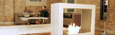 299369358 JneMS S Modern Gas Fireplace   No Hookup Required!