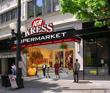 303668570 kxgi6 S Rendering and Floor Plan of Kress Supermarket