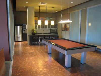 Trio lobby