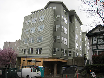 Montage Condo on Capitol Hill, Seattle, WA