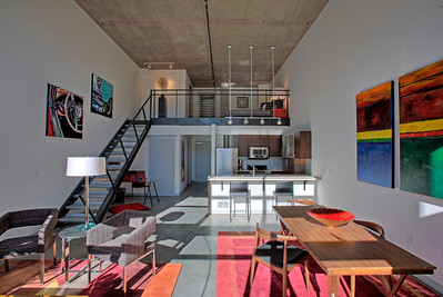Veer Lofts unit
