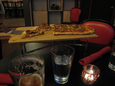 Pizza Fusion pizza