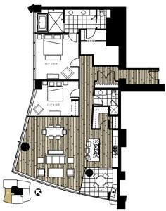 1521 Floorplan A
